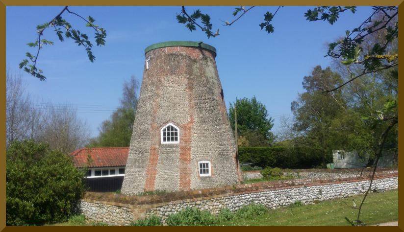 The Blakeney Tower Mill at Friary Farm